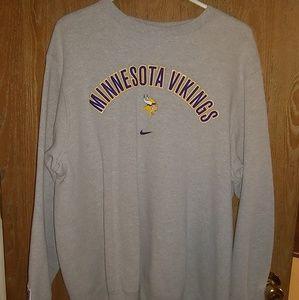 Minnesota Vikings Crewneck Sweatshirt